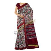S0022 - Spunsilk Pochampally Saree